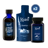 x2 Triangle of Health - One Month Supply