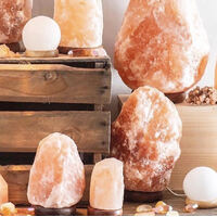 Himalayan Salt Lamp (25kg and Over) From $159.95